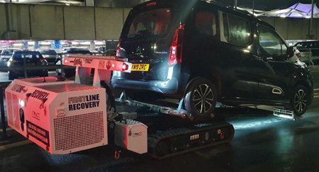 Keyless Total Lift Recovery