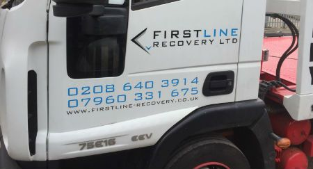 Firstline Recovery Fleet Services